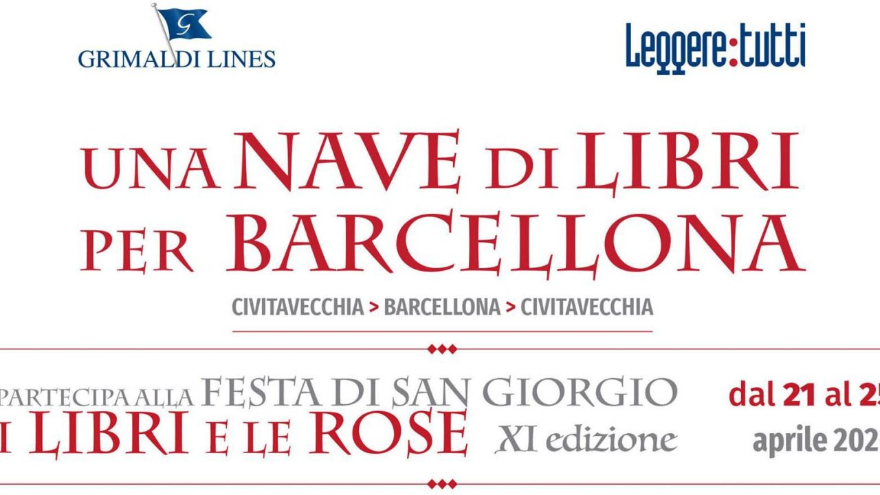 Torna La nave dei libri per Barcellona