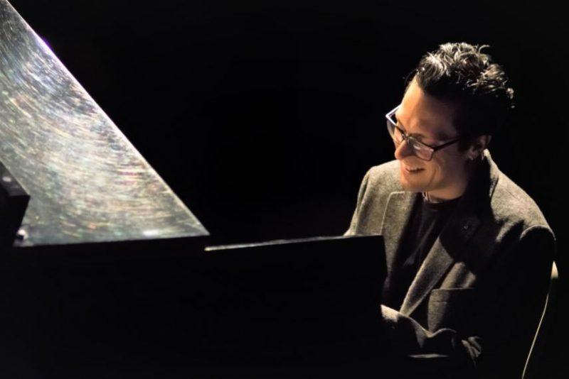 """Visioninmusica """"Live at home"""": Claudio Filippini"""
