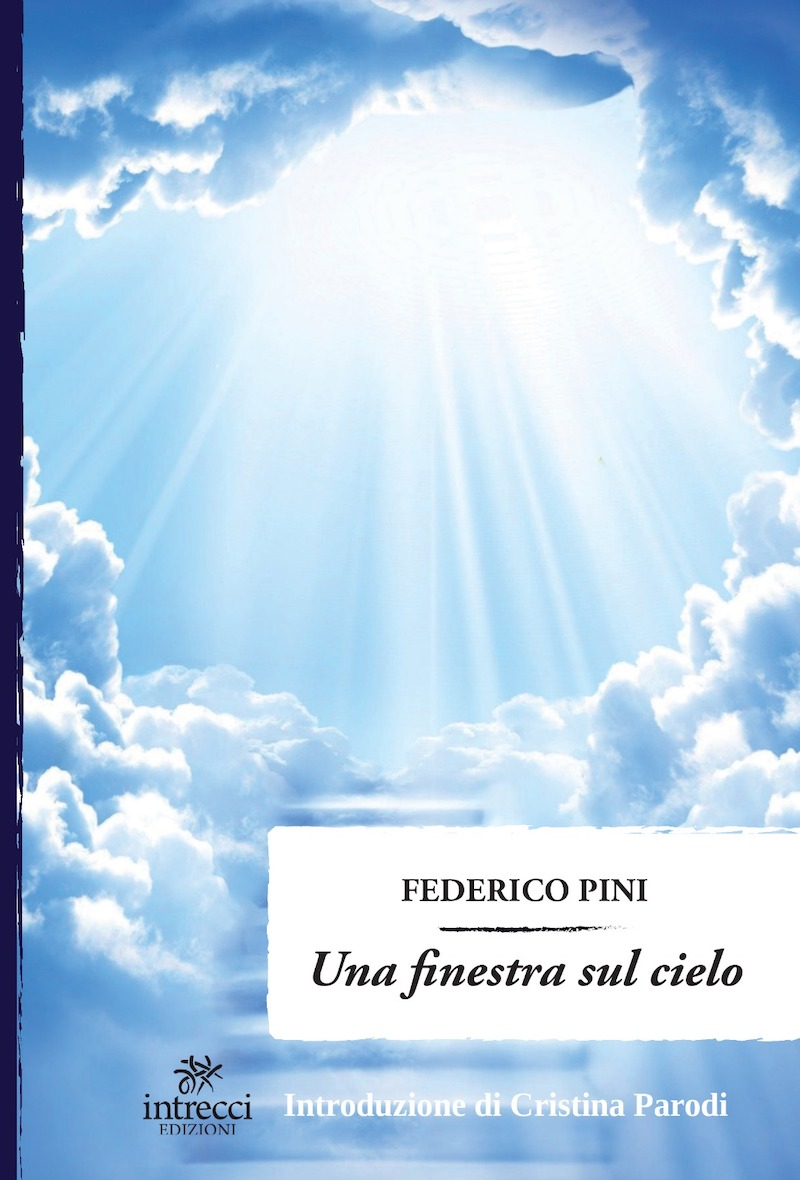 """""""Una finestra sul cielo"""" del giornalista Federico Pini dal 3 maggio in libreria"""
