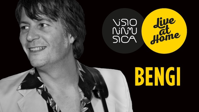 "Visioninmusica ""Live at Home: Daniele ""Bengi"" Benati"