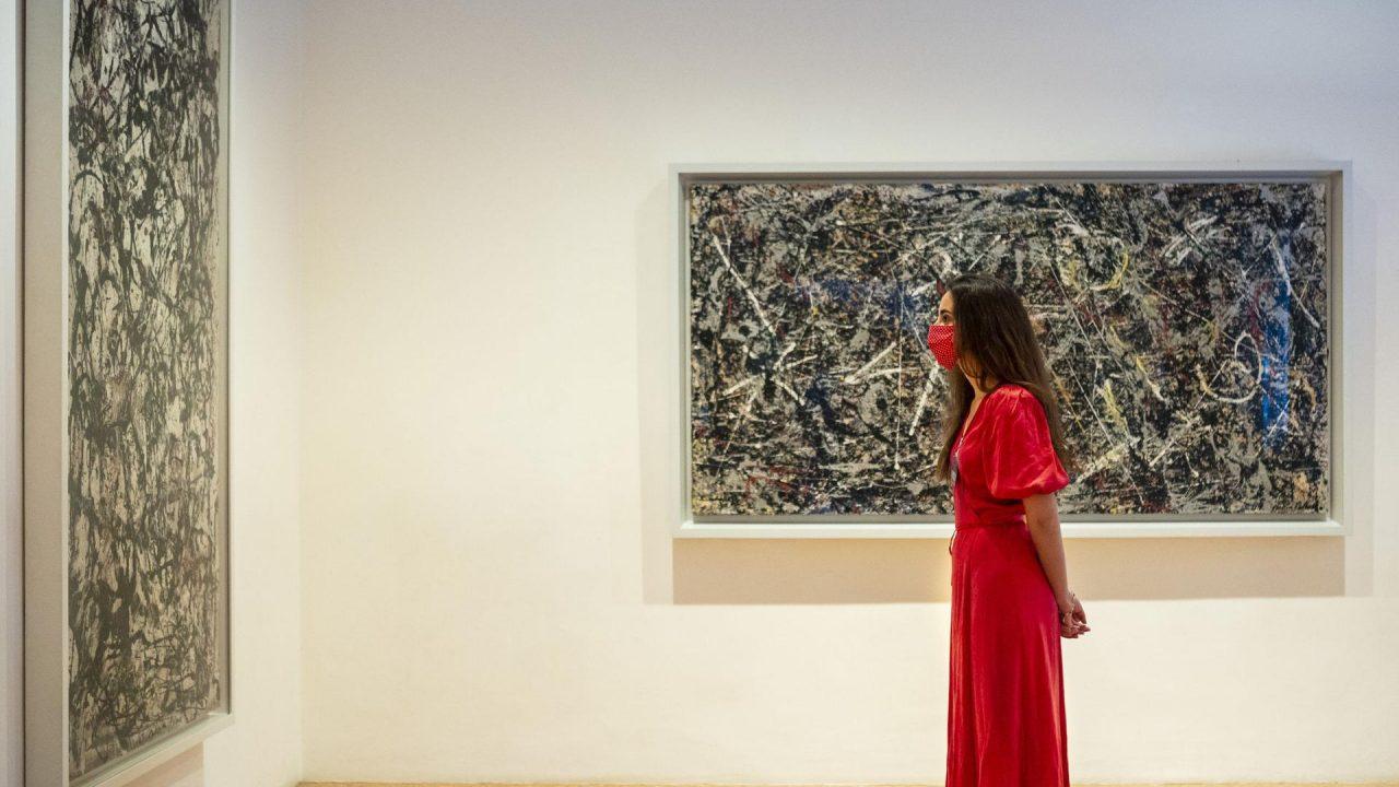 2 giugno: la Collezione Peggy Guggenheim riapre i cancelli di Palazzo Venier dei Leoni. 400 ingressi nel corso della giornata.