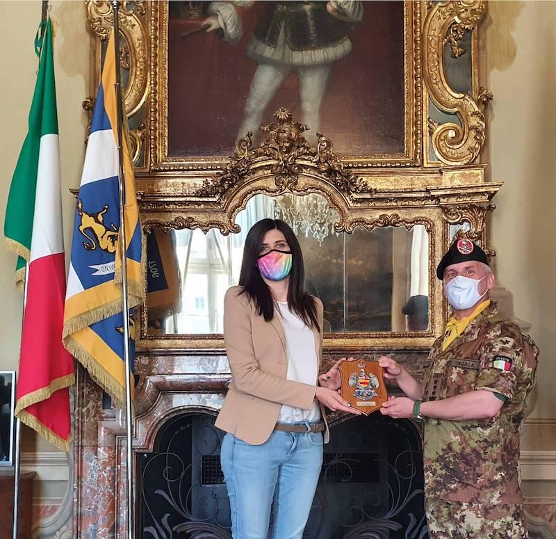 """Strade Sicure: cambio al vertice del Raggruppamento """"Piemonte-Liguria"""""""