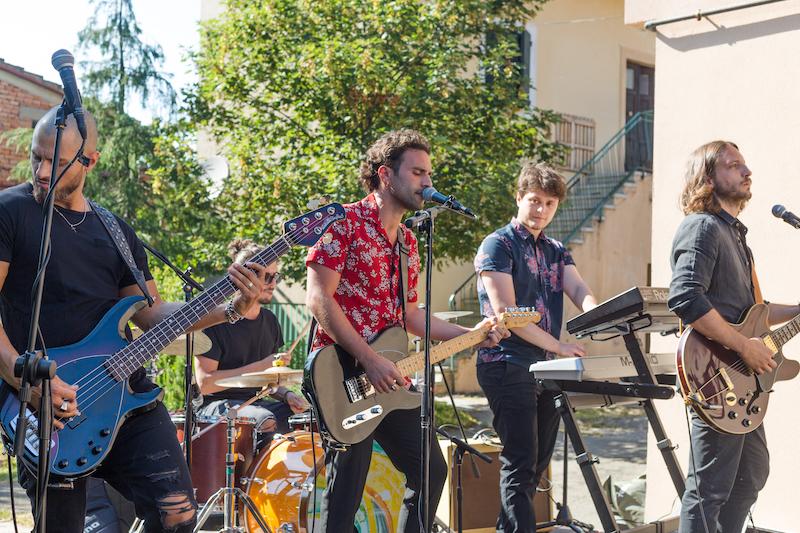 I BRANDO finalisti a Sanremo Rock