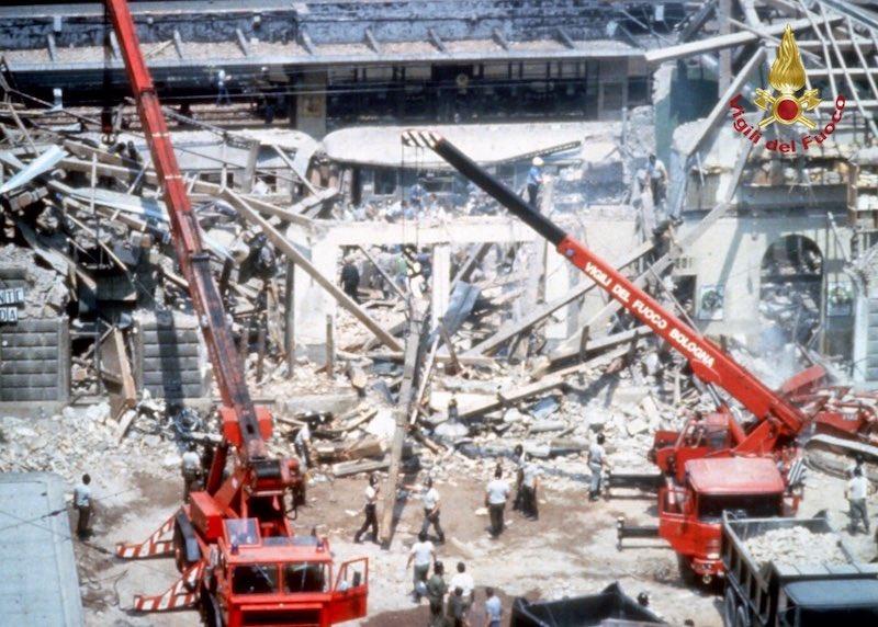 2 Agosto 1980, quarant'anni fa la strage della stazione di Bologna