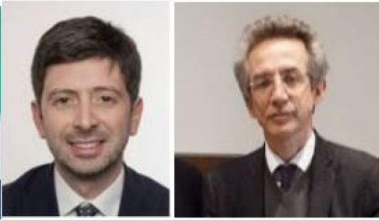 """Covid-19: Speranza e Manfredi, """"Vaccino può farci uscire da crisi. Ricerca italiana a lavoro senza sosta"""""""