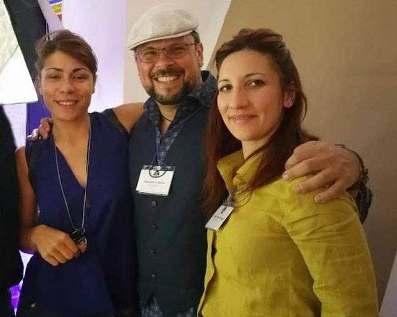 Studenti e pazienti uniti nell'arte: a Isola del Liri due murales per educare all'ambiente e per ridurre lo stigma verso i portatori di disagio mentale