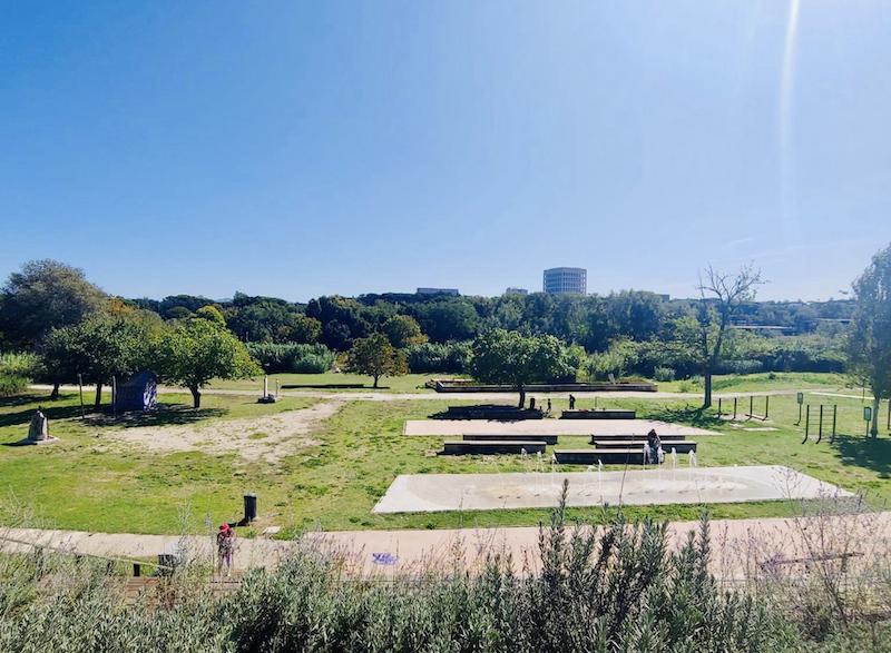 Apebook al Parco della Magliana per il Tevere Day