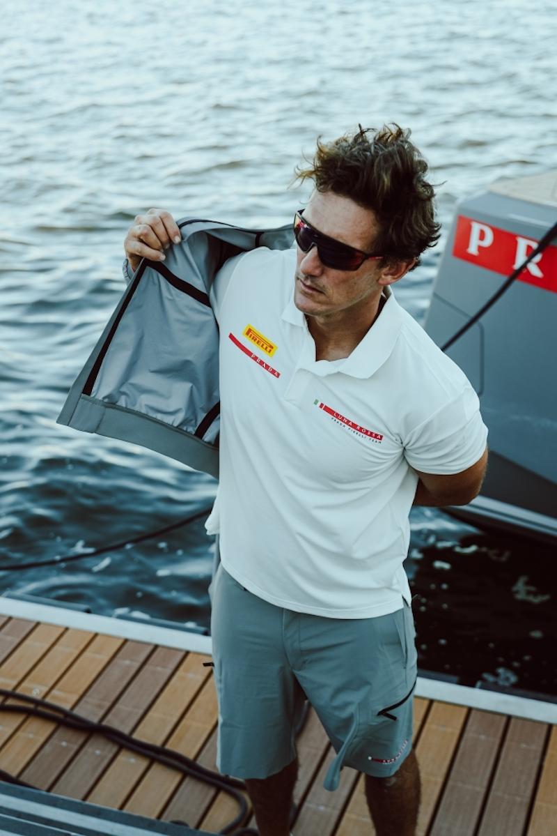 Luna Rossa Prada Pirelli presenta la nuova collezione ufficiale