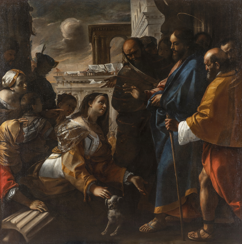 La Cananea restaurata – Nuove scoperte su Mattia e Gregorio Preti, Mostra a cura di Alessandro Cosma e Yuri Primarosa