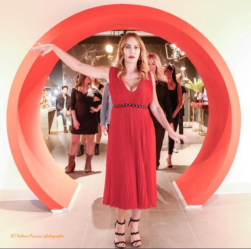 Alessandra Monti, Una vita dedicata all'arte