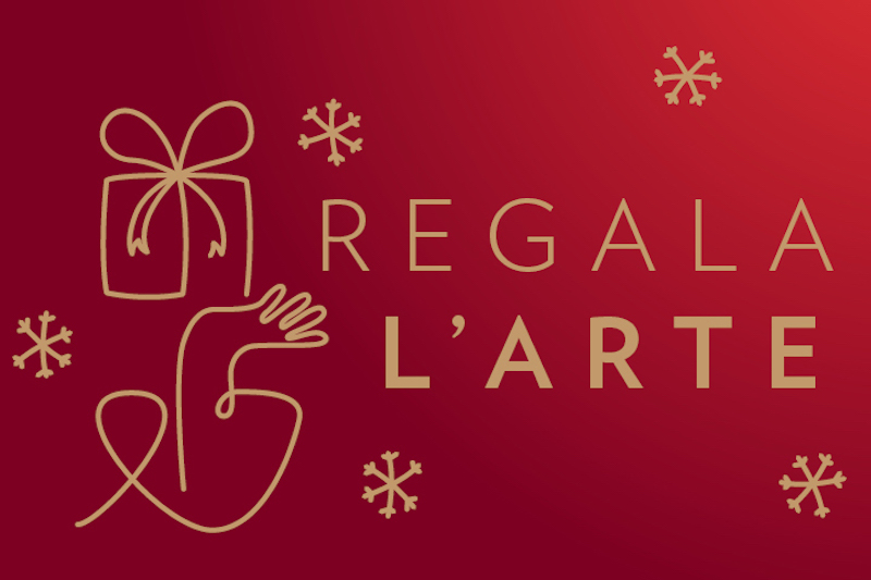 Natale con i tuoi, al museo con chi vuoi! Sostieni l'arte e la cultura, diventa Amico della Collezione Peggy Guggenheim