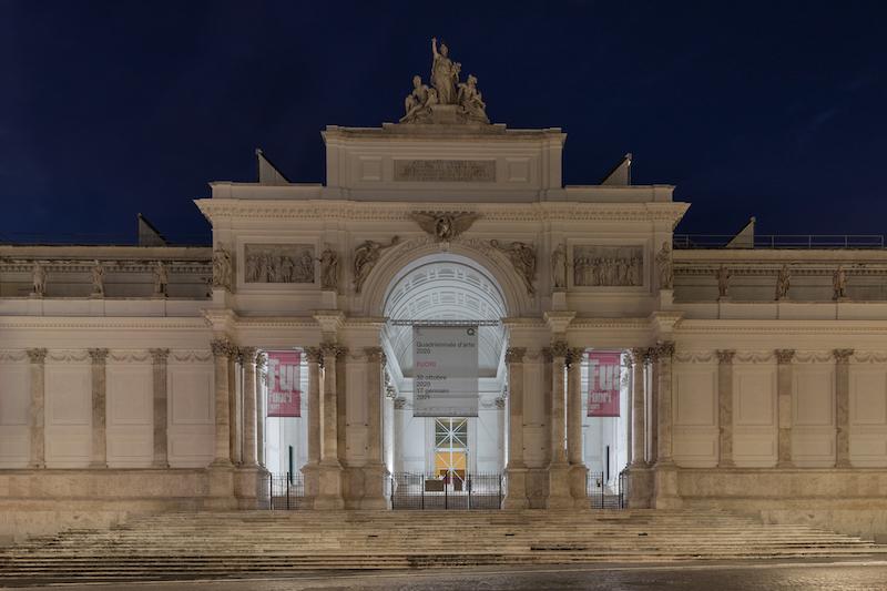 Quadriennale d'arte 2020 FUORI – Corpo di fabbricadi Norma Jeane – Roma, Palazzo delle Esposizioni