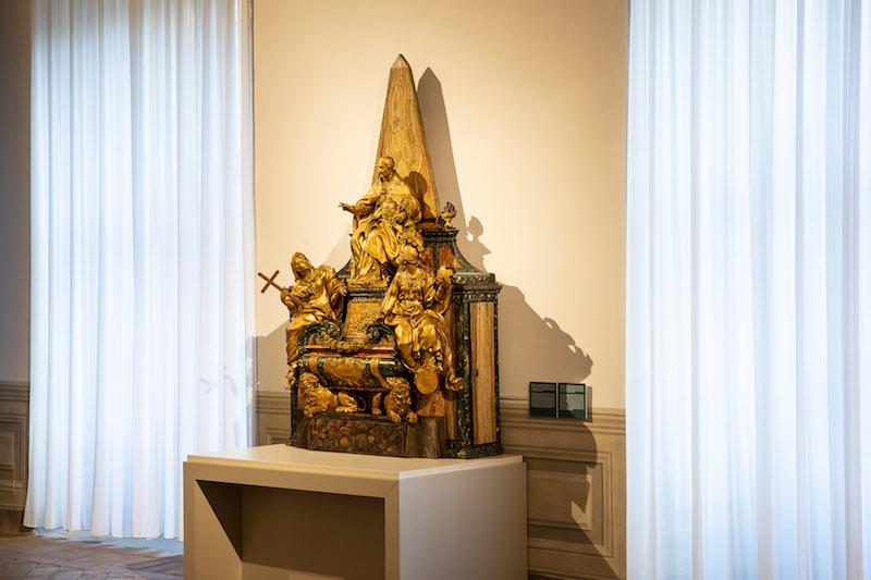 Plasmare l'idea – Pierre-Étienne Monnot, Carlo Maratti e il monumento Odescalchi, Mostra a cura di Maurizia Cicconi, Paola Nicita e Yuri Primarosa