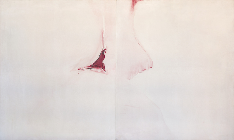 CRUOR di Renata Rampazzi – In mostra 14 dipinti, 46 studi preparatori, un'istallazione e un video che raccontano la lotta dell'artista contro la discriminazione di genere. A cura di Claudio Strinati