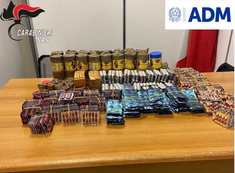 Carabinieri NAS e Agenzia delle Dogane: Sequestro di 7.000 farmaci anti Covid-19
