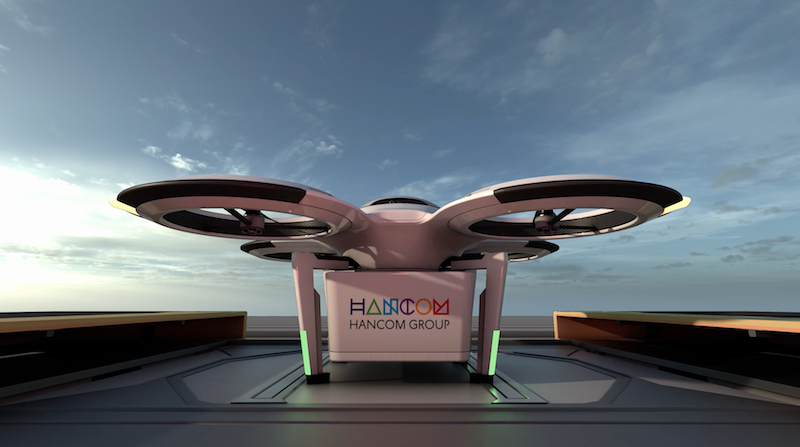 CES 2021 Las Vegas – Hancom Group Showcases Game Changing Productivity and Collaboration Solutions, Artificial Intelligence and Robots, Smart City, and Blockchain Security