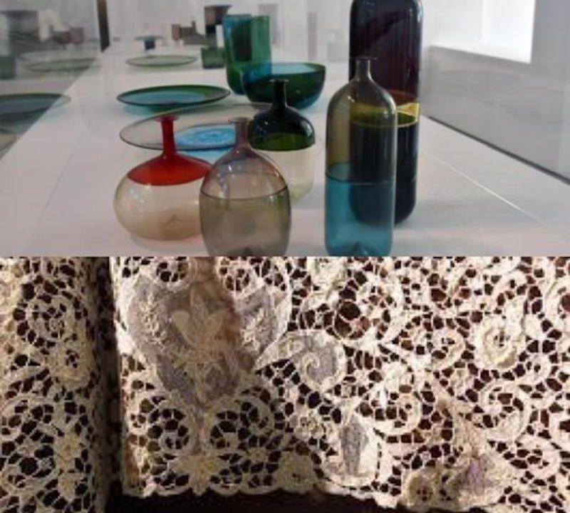 Marchio IGP per il vetro di Murano e il merletto di Burano: la richiesta del Comune di Venezia alla Commissione Europea