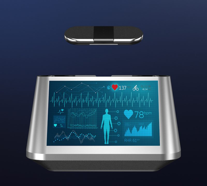 CES 2021 Las Vegas – ICON.AI launches World's First Smart Healthcare Device to protect your health