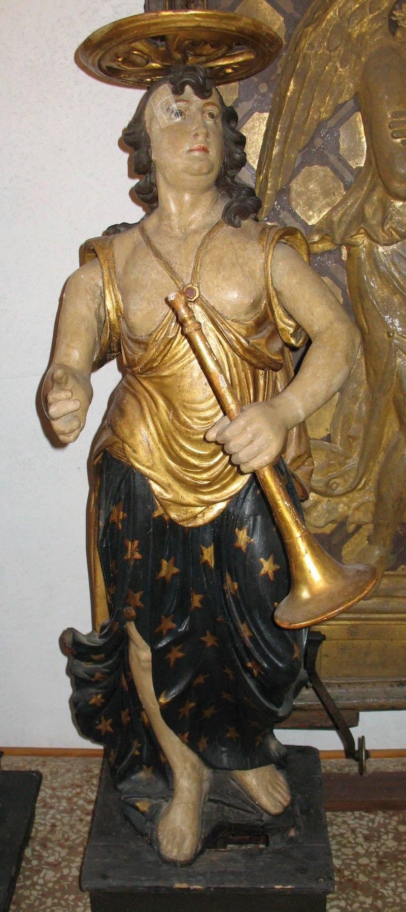 Venezia – Oggi i Re magi escono dalla Torre dell'Orologiodi Piazza San Marco per sfilare davanti alla Madonna col Bambino