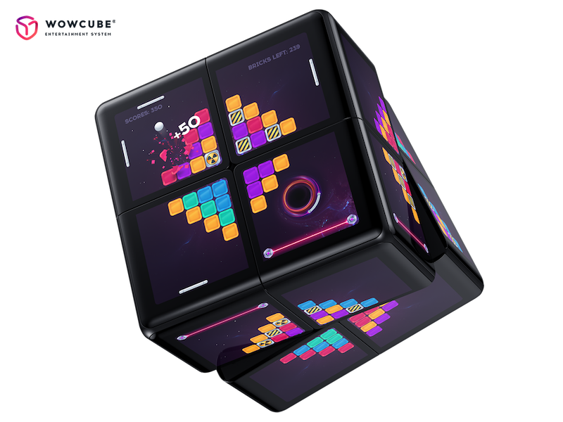 CES 2021 Las Vegas – Cubios Inc., the creator of the WOWCube ® Entertainment System, announces the start of pre-orders in the second quarter of 2021