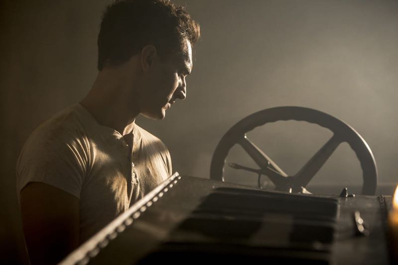 """Twister Film presenta """"Ralph de palma, l'uomo più veloce del mondo"""" un docufilm di Antonio Silvestre"""