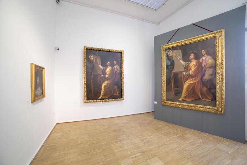 L'Accademia Nazionale di San Luca  riapre al pubblico la mostra RAFFAELLO, L'Accademia di San Luca e il mito dell'Urbinate