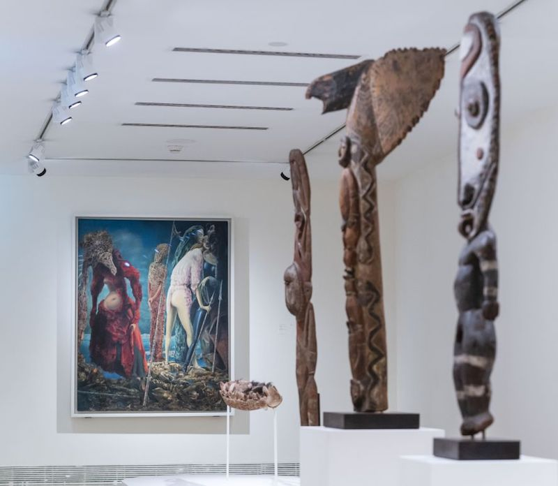 """Collezione Peggy Guggenheim – progetto """"Oggetti migranti"""""""