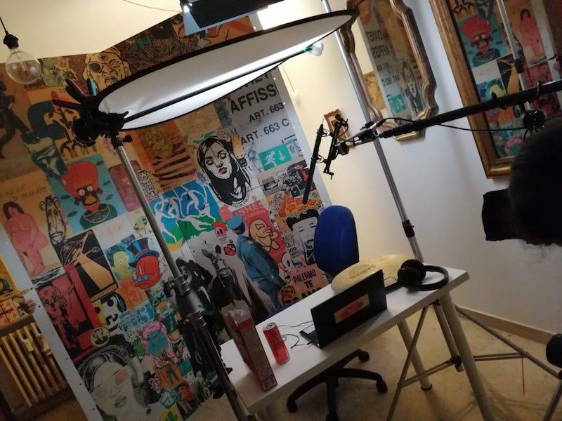 LIVE STREAMING THEATRE – Fino al 7 febbraio, tre residenze e tre spettacoli prendono nuova vita sul palcodello Spazio Rossellini, il polo culturale multidisciplinare della Regione Lazio