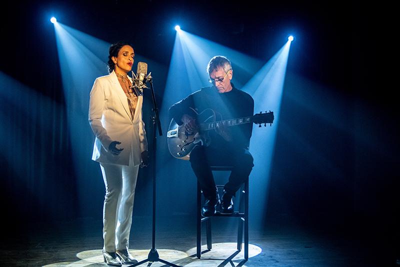 NOA il nuovo singolo MY FUNNY VALENTINE Noa – voce Gil Dor – chitarra