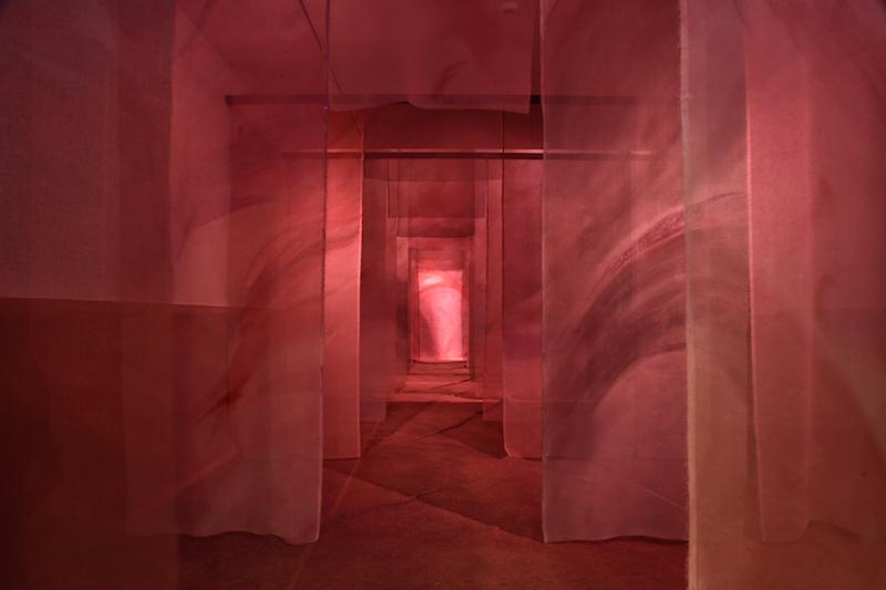 Riapertura e proroga della mostra CRUOR, Renata Rampazzi a cura di Claudio Strinati