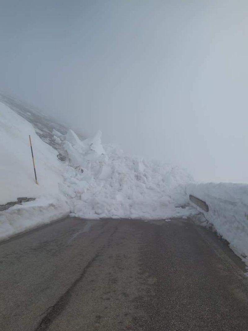 Vigili del Fuoco – Monte Grappa Loc. Forcelletto (VI), Aggiornamento delle ore 21:00 Slavina al Rifugio Bassano
