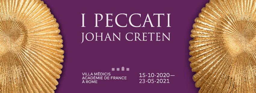 """Académie de France à Rome – Villa Médicis: Mostra """"I peccati"""" di Johan Creten proroga fino al 23 maggio 2021"""