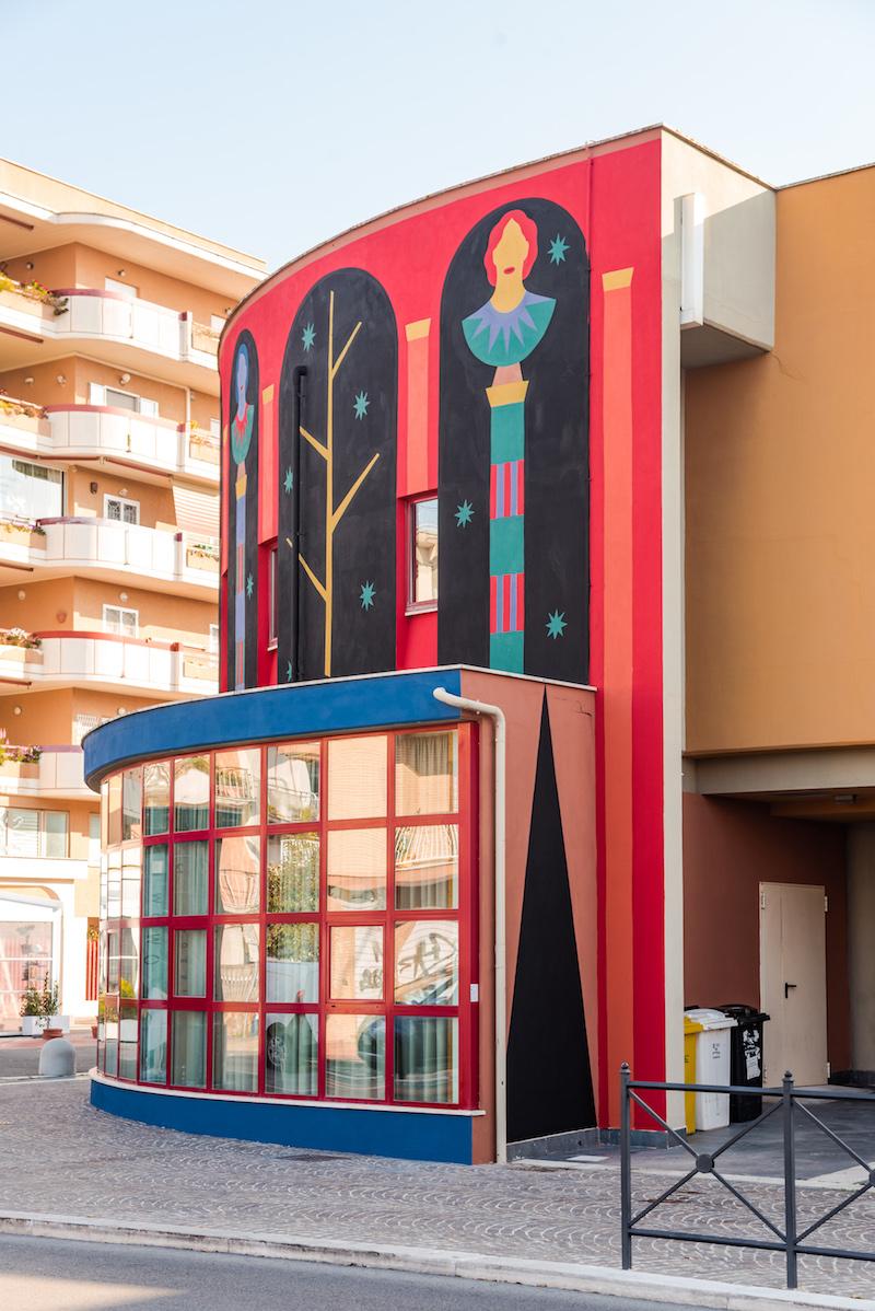Sol Indiges –  Arte pubblica a Pomezia tra mito e futuro: Agostino Iacurci e ivan