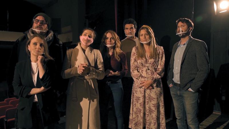 Lo chiamavano Teatro, il corto di Luca Basile, con Fabrizio Colica e Ludovica Di Donato – On-Line da oggi alle ore 15:00