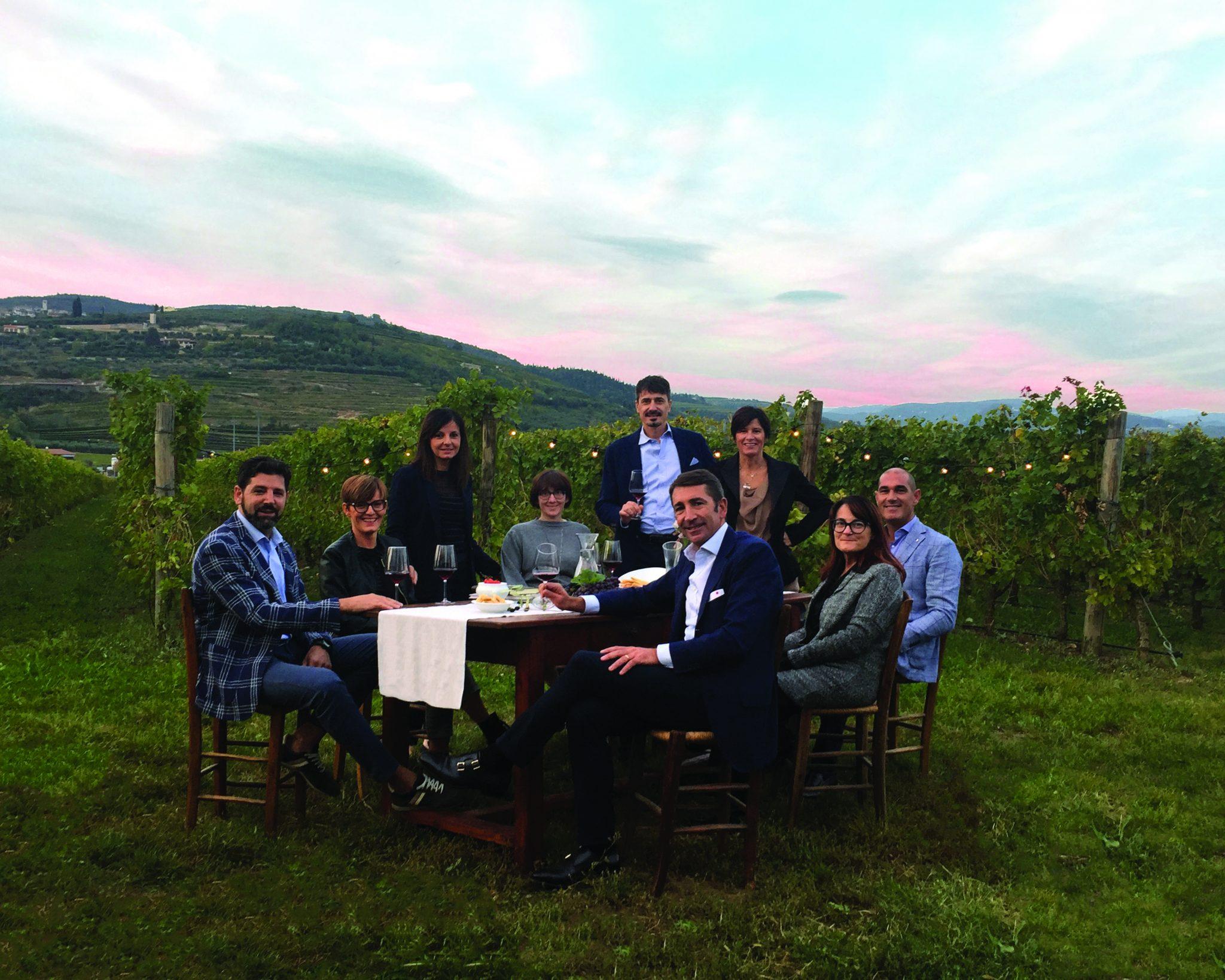 Tommasi omaggia il lago di Garda: Il progetto Le Fornaci Lugana non si ferma