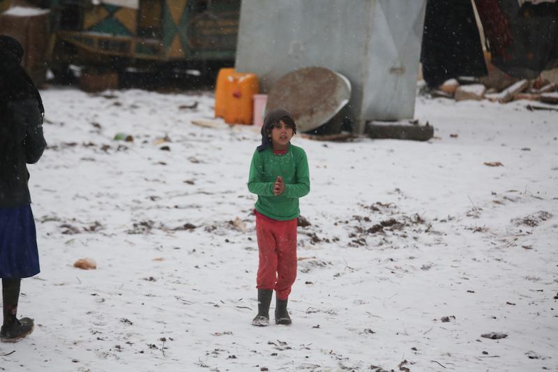 UNICEF: La situazione dei bambini dopo 10 anni di conflitto inSiria: Dichiarazioni del Rappresentante UNICEF in Siria Bo Viktor Nylund