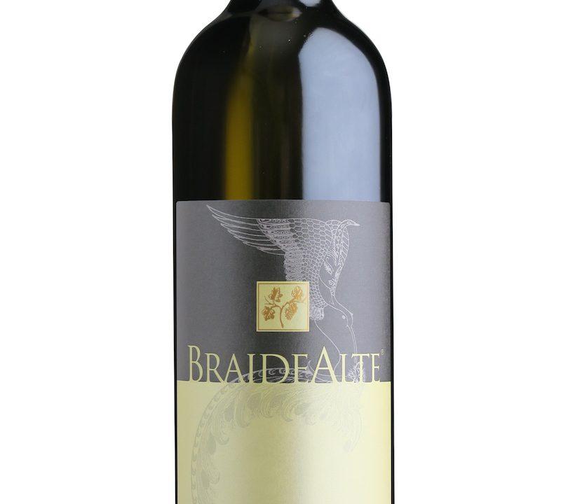 Braide Alte annata 2018, punta di diamante dell'Azienda Livon, primo vino friulano sul podio nella Super classifica 2021 dei Top 50 bianchi italiani