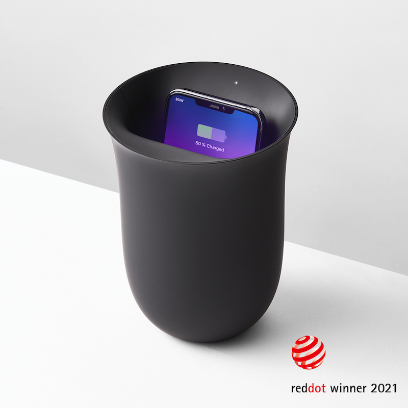 Lexon breaks company record with 6 Wins at the Red Dot Design Award 2021