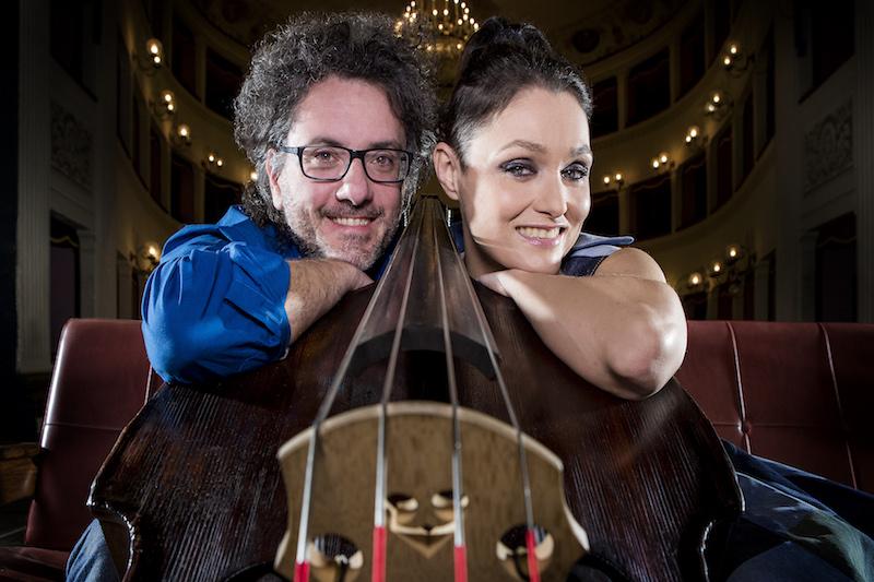 MUSICA NUDA in concerto al Festivalflorio – Per la prima volta a Favignana il duo acustico formato da Petra Magoni e Ferruccio Spinetti