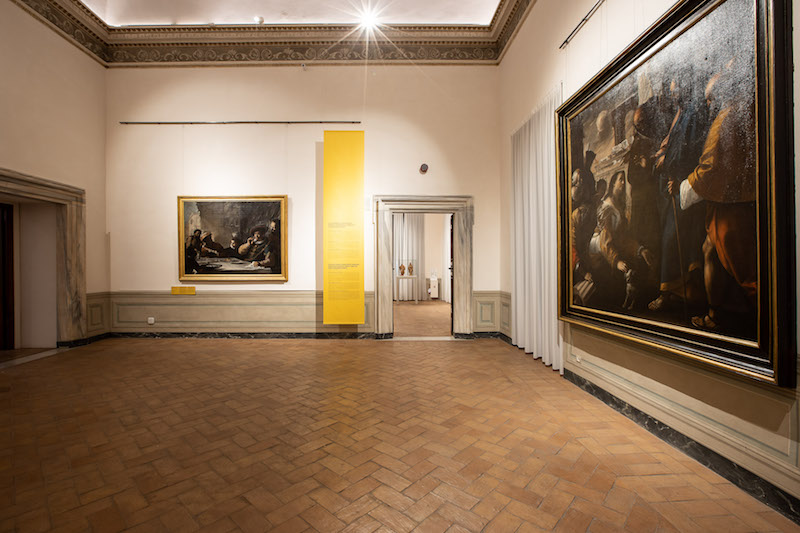 Martedì 27 aprile 2021 riapre Palazzo Barberini, sede delle Gallerie Nazionali di Arte Antica