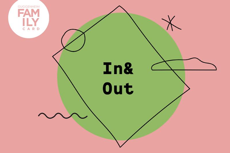 In&Out  Prende il via il 17 aprile 2021 un nuovo ciclo di tre laboratori per i soci della Family Card della Collezione Peggy Guggenheim, realizzati grazie al sostegno del Gufo.