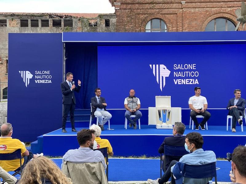 La PRADA Cup al Salone Nautico Venezia 2021