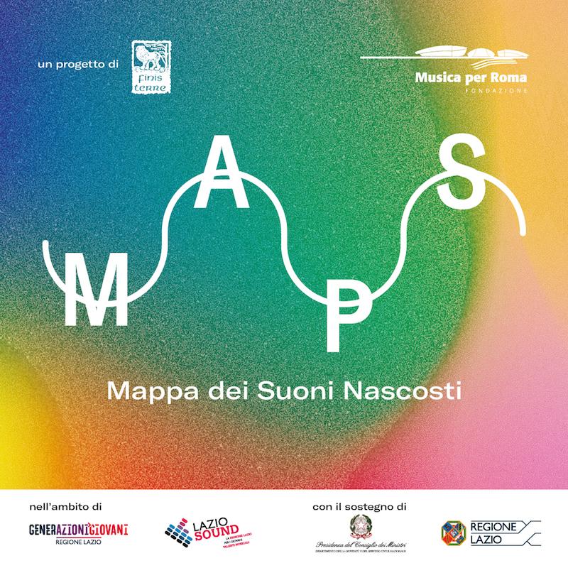 """Finisterre – """"Mappa dei Suoni Nascosti"""" il 27 maggio 2021 alle ore 19.30 in diretta streaming dalla Sala Patrassi dell'Auditorium Parco della Musica di Roma"""