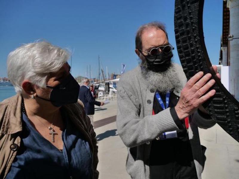 Salone Nautico Venezia 2021 – MARE senza confiniARTEsenza barriere