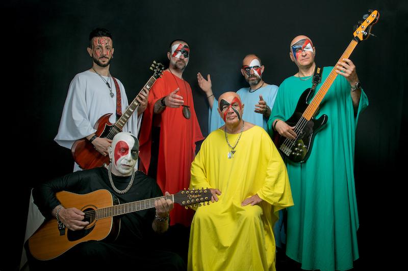 """""""OSANNA 50"""": """"Il Diedro del Mediterraneo"""" il nuovo album e il live 2021 della storica formazione OSANNA """"Neapolitan prog-rock band"""""""