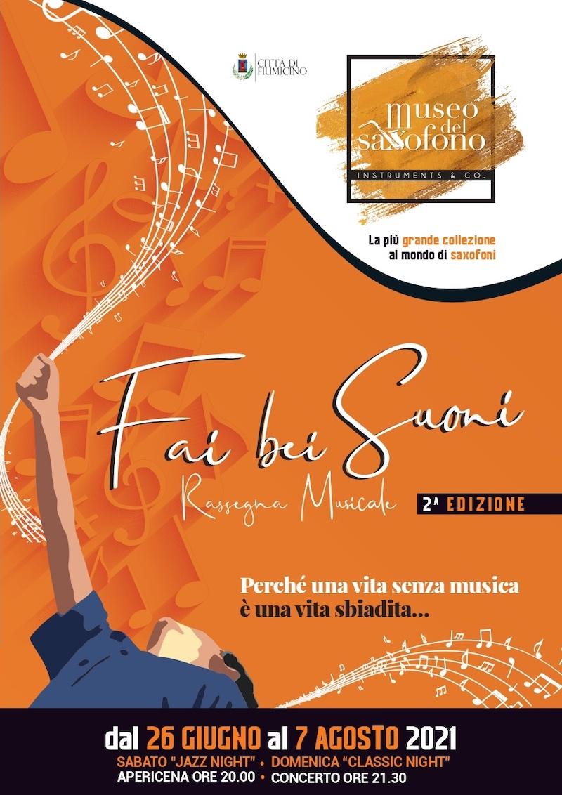 Museo del Sax: dalla notte delle streghe a Califano, la canzone romana secondo Alberto Laurenti e Nadia Natali