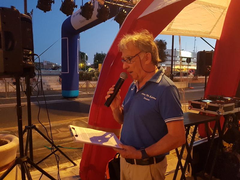 Un'Americana a Fiumicino: sabato 24 luglio allo  Stadio Vincenzo Cetorelli