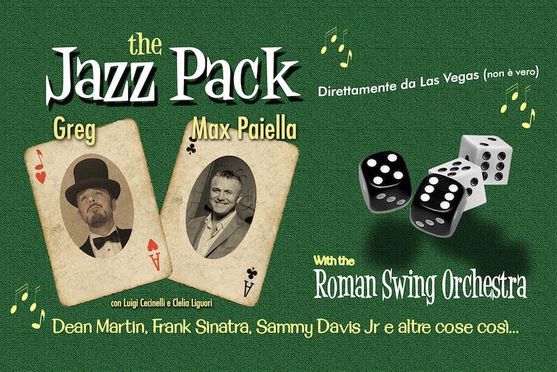 """Il 27 Luglio Greg e Max Paiella in """"The Jazz Pack"""" alla sesta edizione di Ostia Antica Festival """"Il Mito e il Sogno"""""""