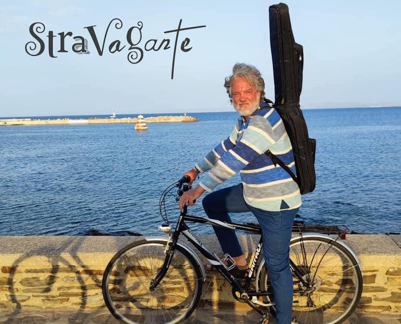 """Parte da Roma """"StraVagante"""" il Festival su due ruote attraverso l'Appennino. Il 9 Settembre, prima tappa al Teatro Villa Pamphilj di Roma"""