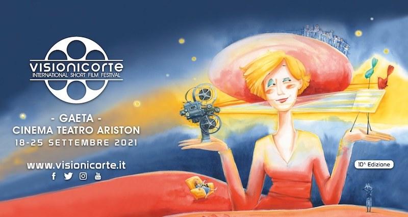 Venezia 78, presentazione Visioni Corte 2021 allo Spazio Ente dello Spettacolo all'Hotel Excelsior del Lido